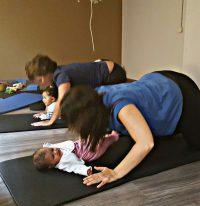 Post-parto con bebés
