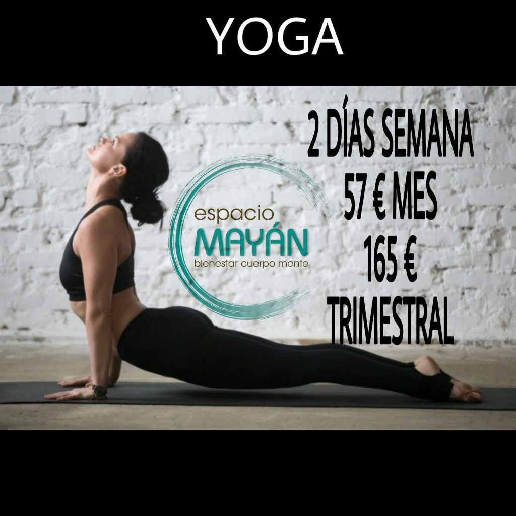 Yoga colonia jardín