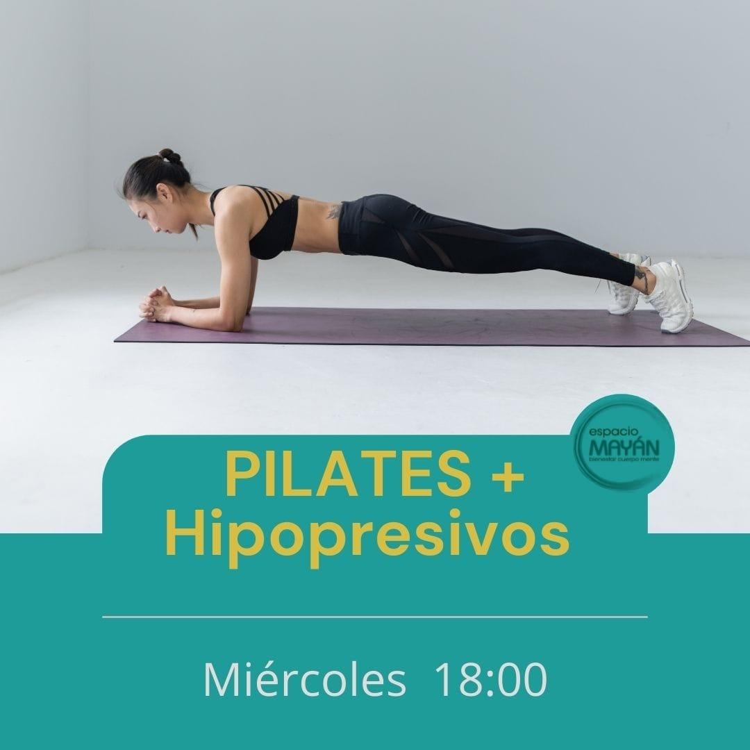 pILATES MAS HIPOPRESIVOS